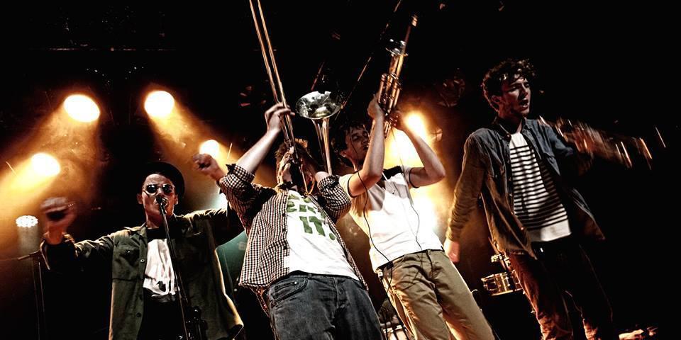 Gallowstreet ⋆ Gallowstreet Brass Band From Amsterdam